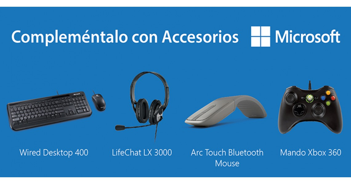 Productos Microsoft